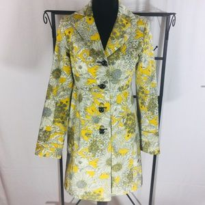 Liberty of London Xs Floral Trench Coat